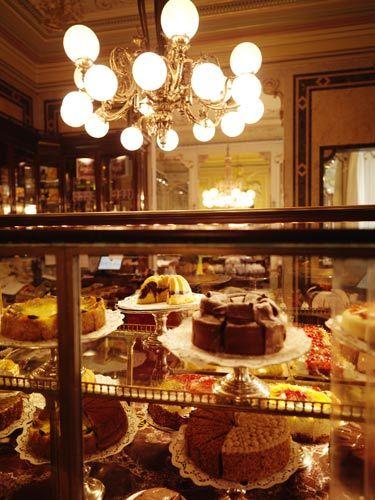 戴莫尔咖啡馆_©维也纳旅游局_皮特•里高摄