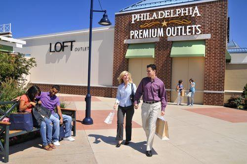 Philadelphia Premium Outlets 摄影B. Krist for GPTMC