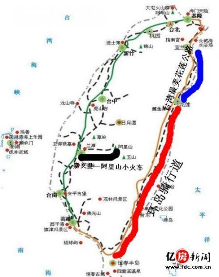 台湾我们来啦 武汉到台湾自由行最全攻略