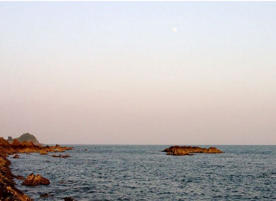 唯美的海景 图片来源:AutoVIP®车神 新浪博客