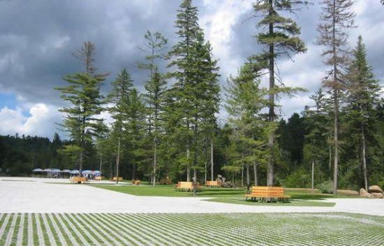 五营国家森林公园景观