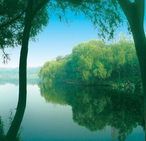 唐山市南湖公园