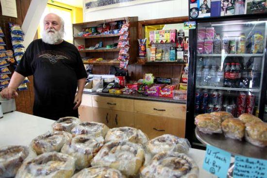 加拿大:从怀特霍斯到道森的食品补给站