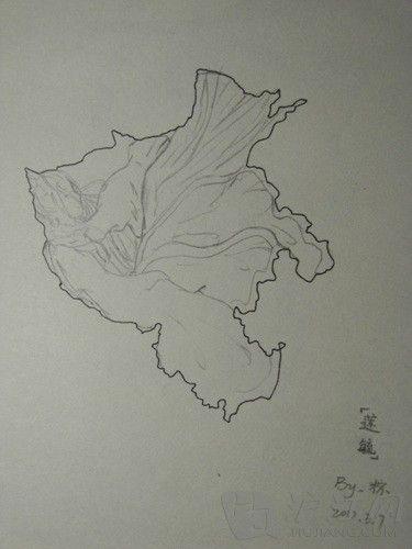 中国各省份地图 一秒变美女