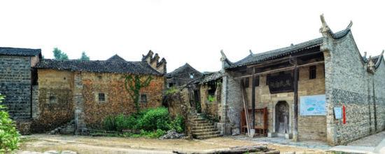全国重点文物保护村 图片来源:独行侠H 新浪博客