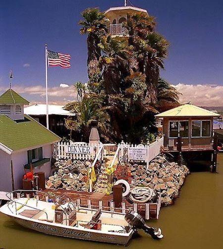 旧金山福布斯岛餐厅