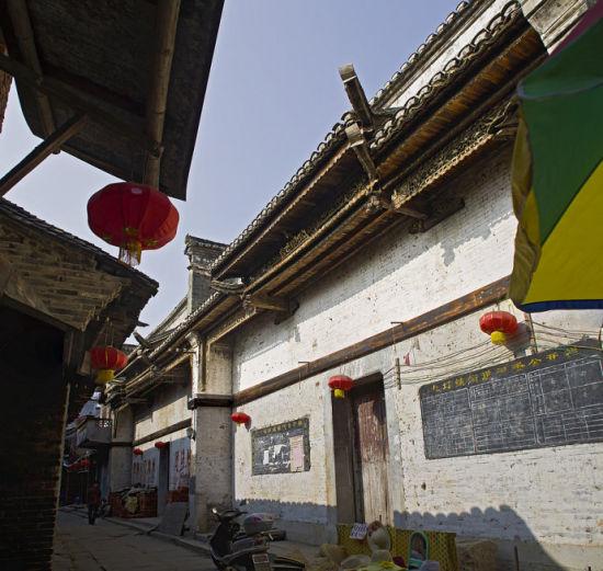 古色古香的文化魅力 图片来源:桂林花园to旅游特产 新浪博客