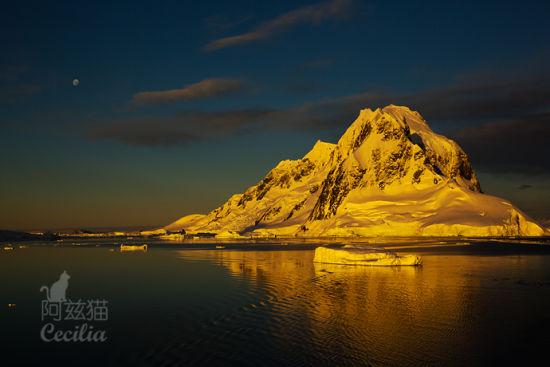 绝美南极 摄影:阿兹猫