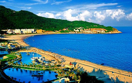 广东阳江海陵岛东方银滩