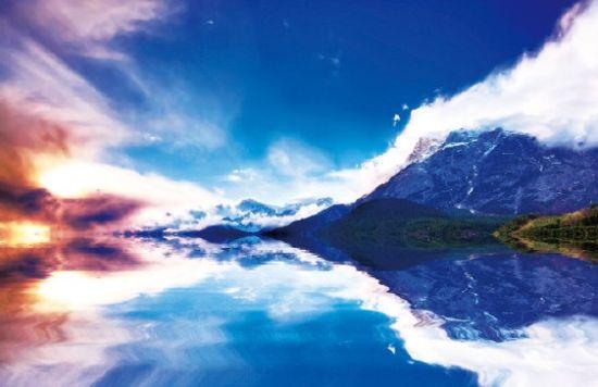 捕捉全球最美日落 绚丽天空无限极