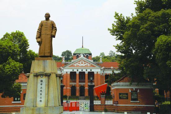 首义之区,民国之门――辛亥革命武昌起义纪念馆