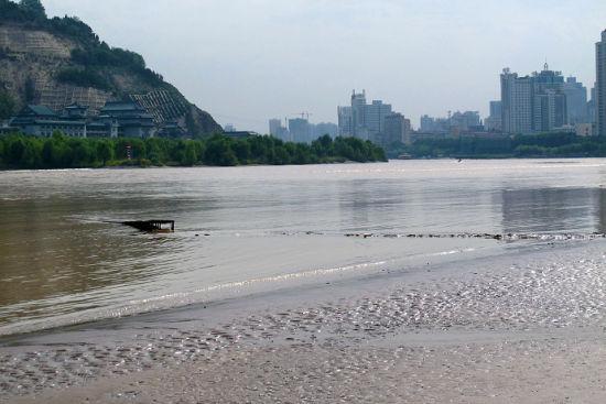 百里黄河线风情