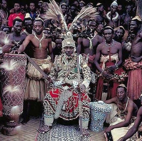 非洲大陆上的国王们