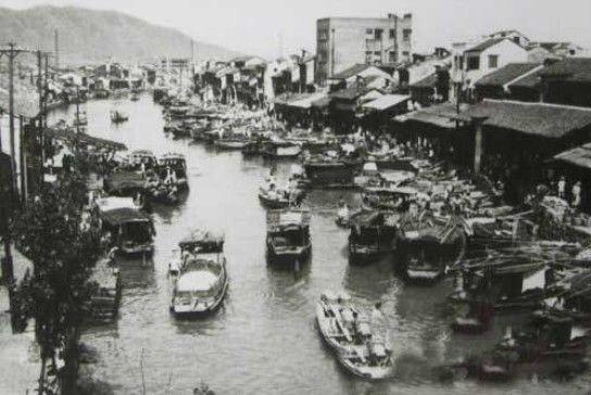 古运河老照片