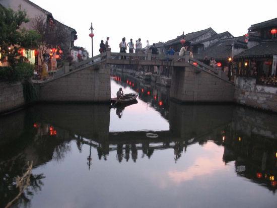 亚洲 中国 浙江 嘉兴 嘉善县西塘古镇景区 正文    永宁桥是抹杀最多