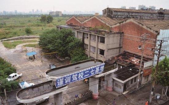 江岸车辆厂旧址
