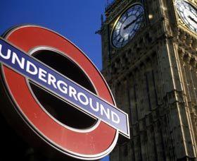 伦敦地铁 每站都有故事