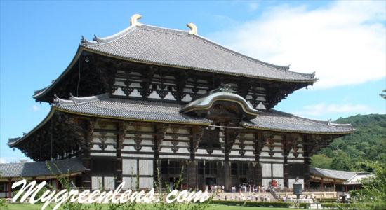 世界最大的木结构建筑