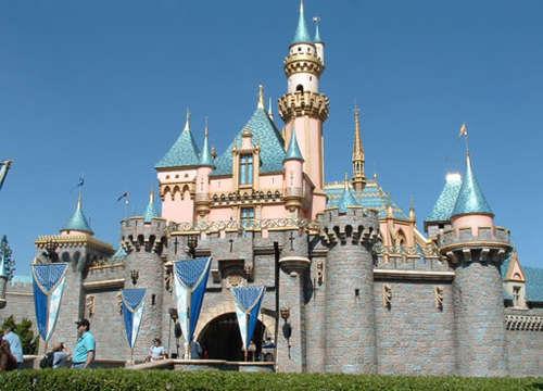 奥兰多迪士尼之魔法王国(组图)_新浪旅游_新浪网 Fairyland