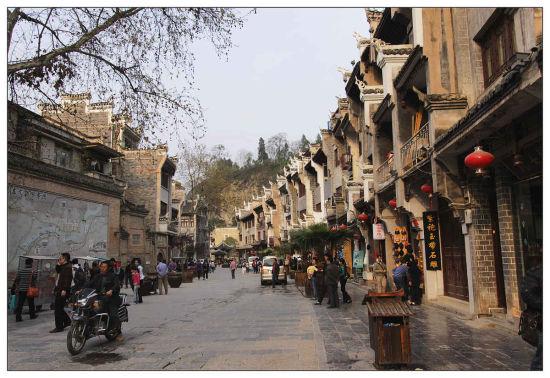 到黔东南去看寨 冬季贵州旅游攻略图片