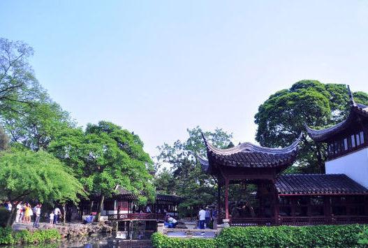 苏州 当古典园林遇上现代江南