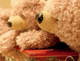 北京丽思卡尔顿酒店泰迪熊下午茶