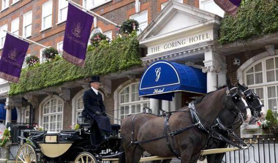伦敦戈林酒店