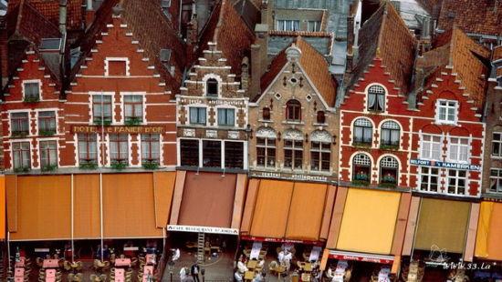 比利时的城市美得皆可入画