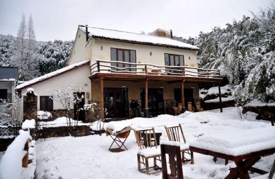 冬季就去莫干山来一场最有腔调的度假(组图)