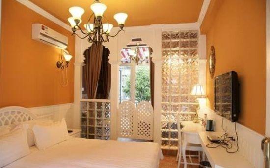 温馨的房间