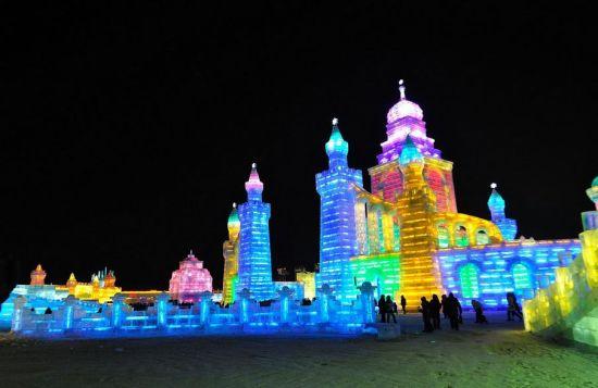 哈尔滨最美冬季景点必去攻略七大三日旅游游攻略自由行云南图片