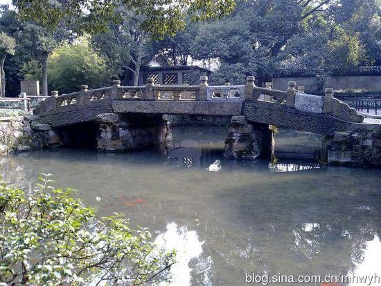 古老的金莲桥
