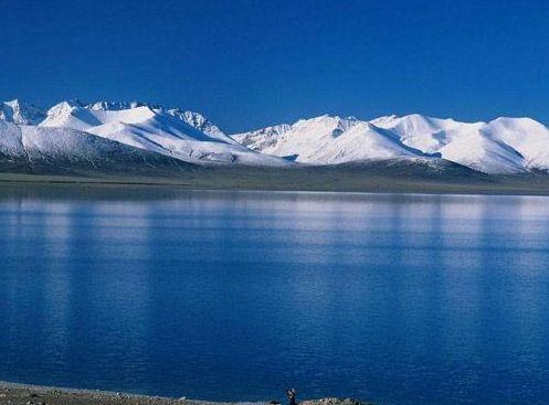 藏民心中的圣湖:纳木错