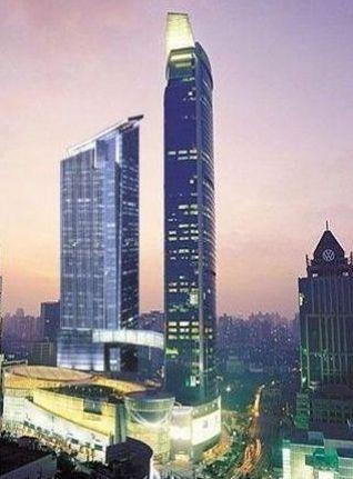 上海恒隆广场之香炉造型