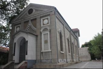 加诺撒仁爱修女会礼拜堂