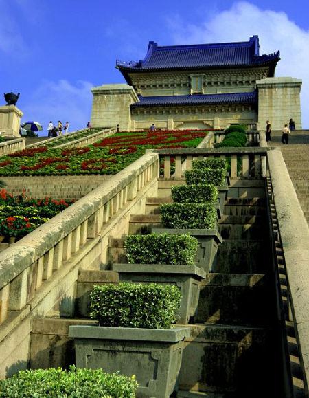 长长的阶梯