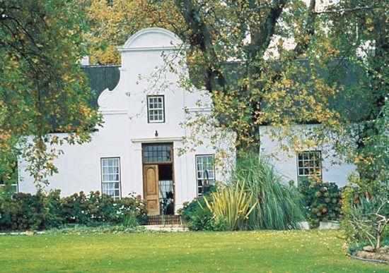 南非的波尔多——斯泰伦博斯