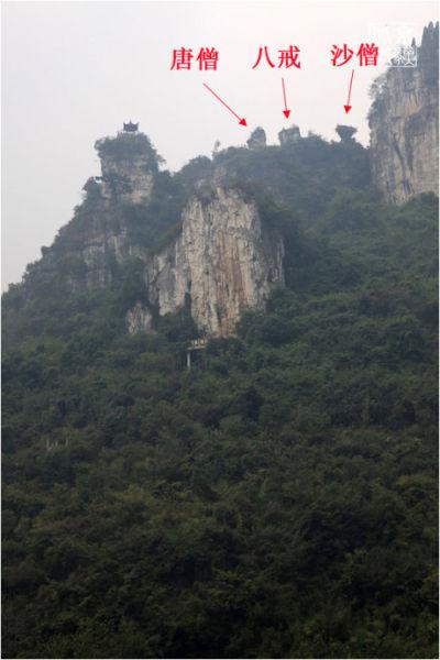 西陵峡 长江三峡风景最优美的地方