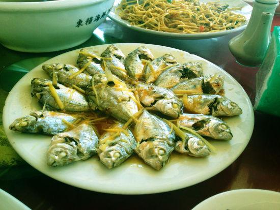 清蒸叶子鱼