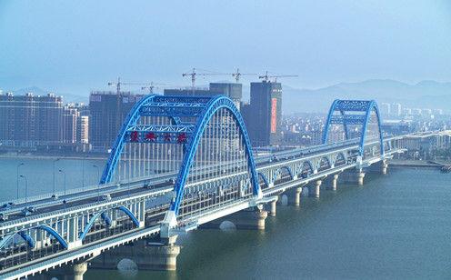 见证未来的桥-沿着运河 阅尽杭城的桥