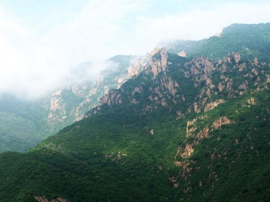 中坝大峡谷