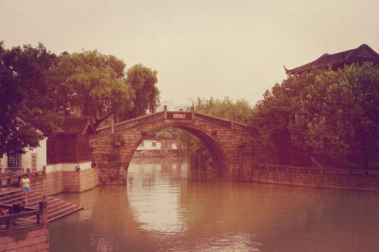 本溪枫桥谷风景区图片