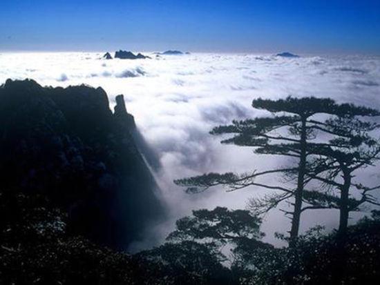 似梦人间铜钹山 感受原始的野性美