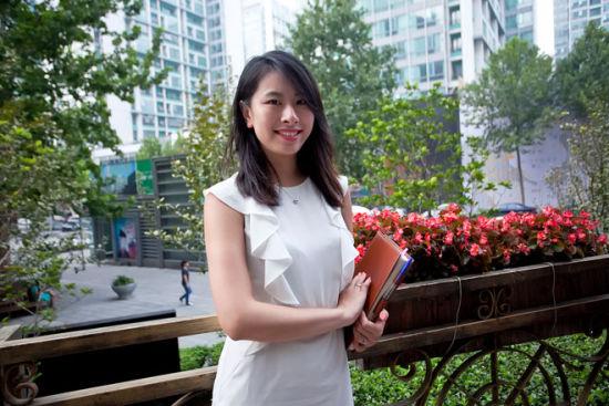 英国航空公司中国区商务发展经理朱雪晶女士