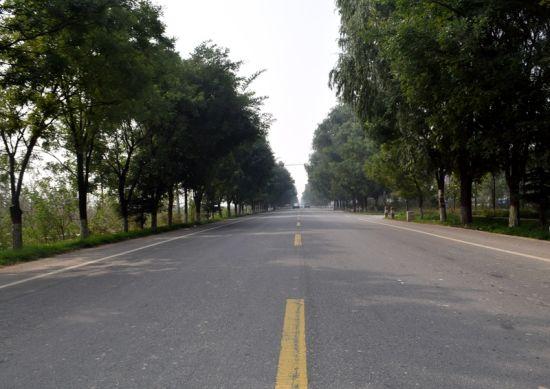 谷咀县乡道