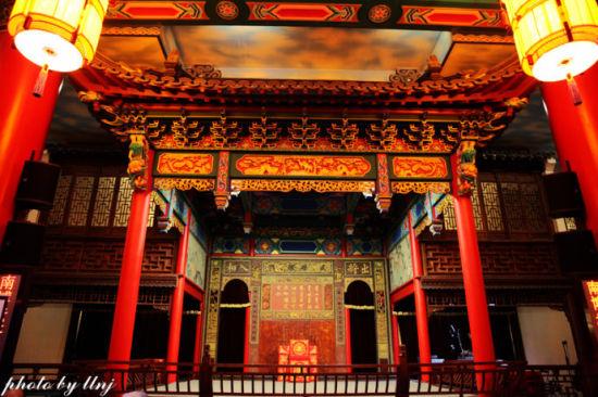 博物院戏台