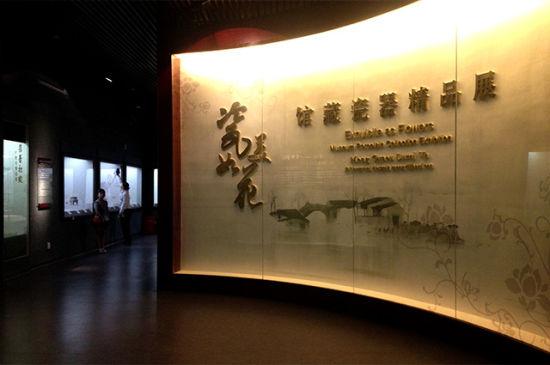 广西壮族自治区博物馆内一景 图:新浪博主/飞不起来