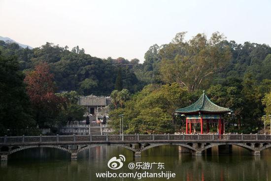 罗浮山(via@乐游广东)