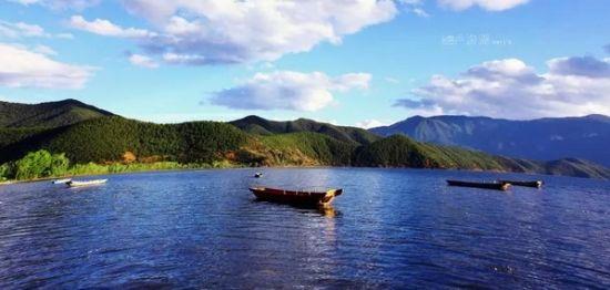 云南卢沟湖