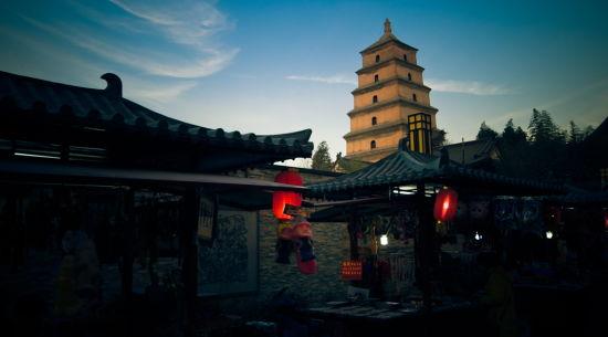 大雁塔文化景区